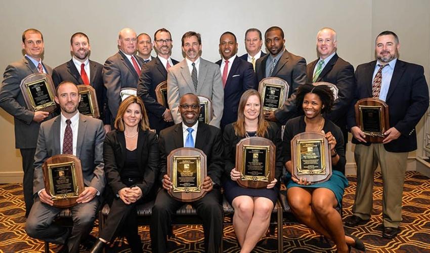 Harvey Hustlers Gang Task Force award cropped