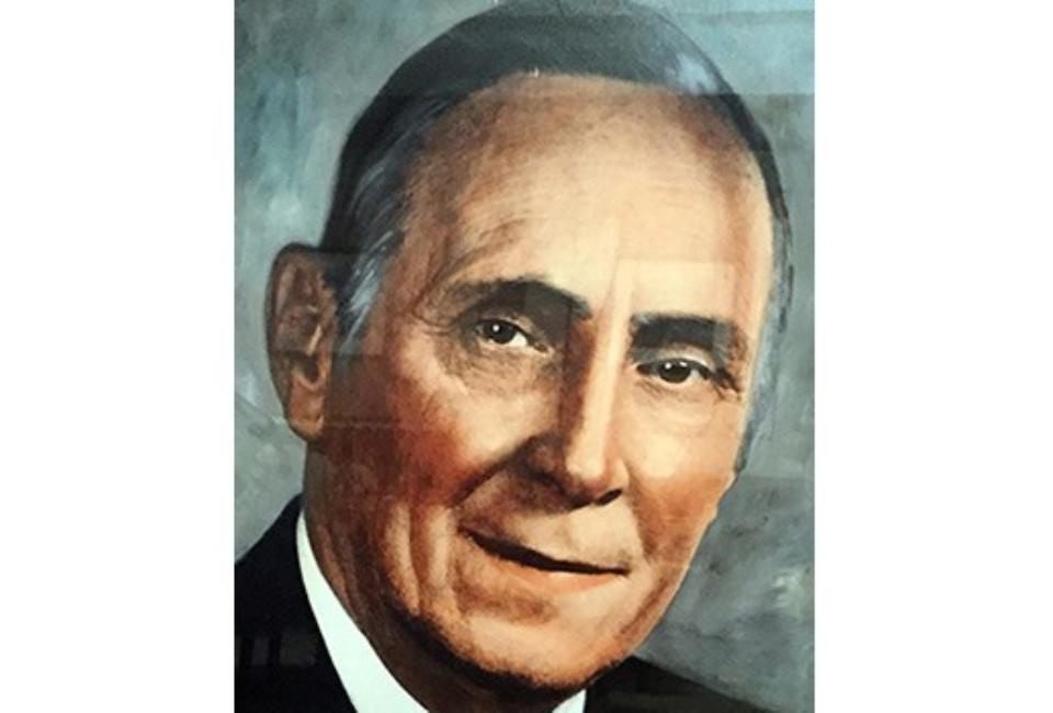 Langridge portrait