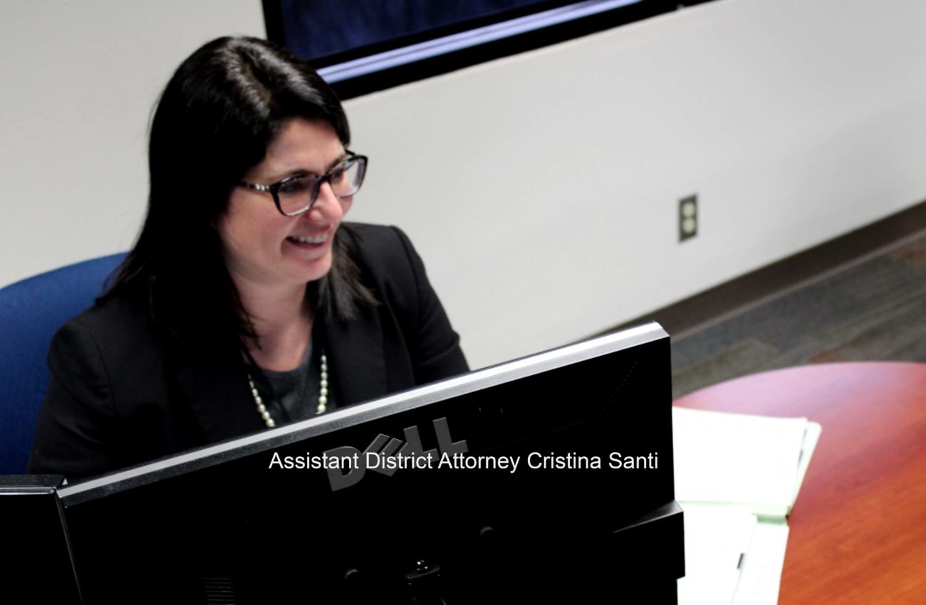 Cristina Santi